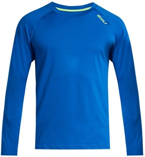 2XU Urban long-sleeved performance top