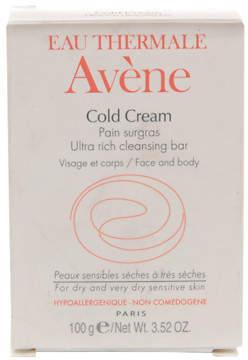 Avene Cold Cream Ultra Rich Cleansing Bar