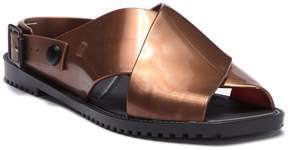 Melissa Sauce Crisscross Sandal