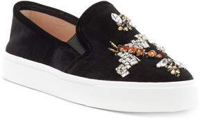 INC International Concepts Women's Sammee Slip-On Sneakers, Created for Macy's Women's Shoes