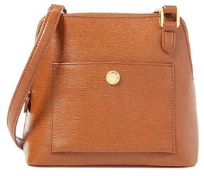 Lauren Ralph Lauren Newbury Bailey Leather Crossbody.