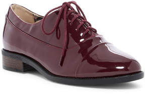Restricted Teddy Heeled Oxford