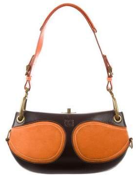 Loewe Leather & Suede Bag