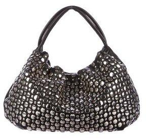 Sonia Rykiel Embellished Domino Bag