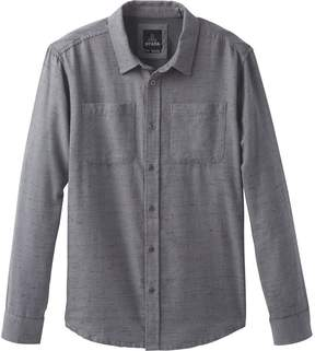 Prana Trey Long-Sleeve Flannel - Men's