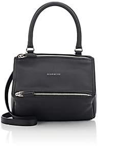 Givenchy Women's Pandora Small Leather Messenger-Black