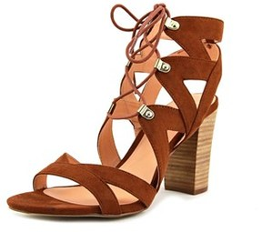 XOXO Barnie Open Toe Synthetic Sandals.