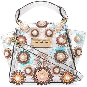 Zac Posen Eartha sheer mini bag