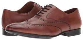 Kenneth Cole New York Mix Oxford B Men's Lace Up Wing Tip Shoes