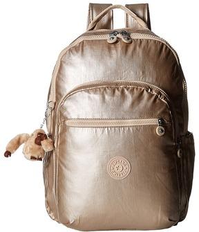 Kipling - Seoul Large Metallic Backpack Bags