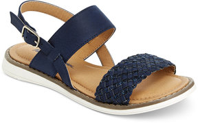 Hanna Andersson Faye-h Sandals, Toddler, Little Girls (4.5-3) & Big Girls (3.5-7)