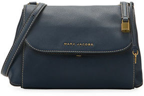 Marc Jacobs Boho Grind Pebbled Leather Crossbody Bag