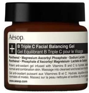 Aesop B Triple C Facial Balancing Gel - 2 fl. oz.
