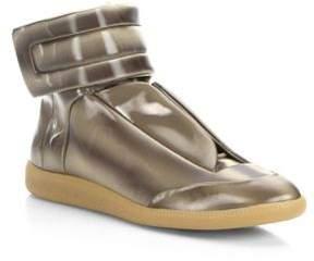 Maison Margiela Future Hologram Hi-Top Sneakers