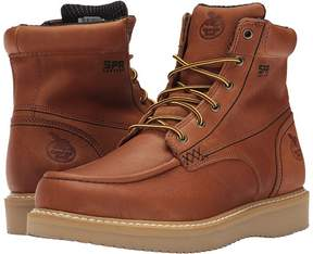 Georgia Boot 6 Moc Toe Wedge Men's Work Boots