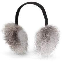 Saks Fifth Avenue Fox Fur Earmuffs