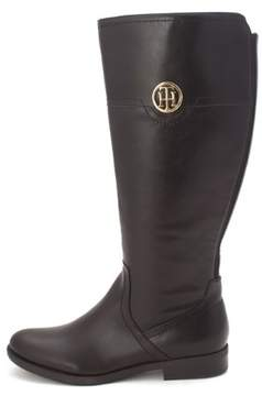 Tommy Hilfiger Womens Silvan2-WC Closed Toe Knee High Fashion Boots