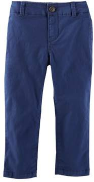 Osh Kosh Boys 4-7 Straight-Fit Stretch Twill Pants