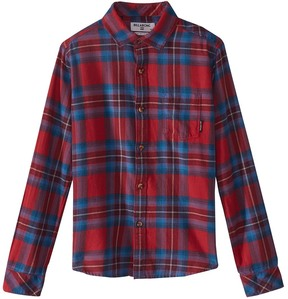 Billabong Boys' Long Sleeve Freemont Flannel Shirt (Big Kid) 8167324