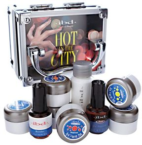 IBD Hot In The City Collection Soak Off Gel Kit