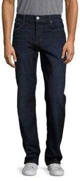 Joe's Jeans Straight-Leg Five-Pocket Jeans