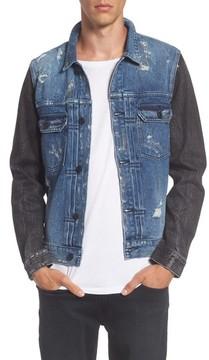 Neuw Men's Trash Denim Jacket