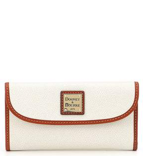 Dooney & Bourke Collins Collection Continental Wallet - BONE - STYLE