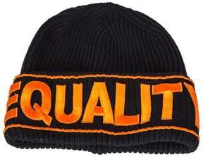 Versace Equality Manifesto Hat