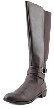 Karen Scott Davina Round Toe Synthetic Knee High Boot.