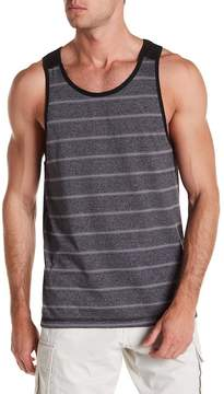 Burnside Striped Colorblock Tank