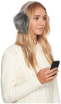 UGG Wool Wired Earmuff Cold Weather Hats