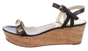 MICHAEL Michael Kors Studded Platform Sandals