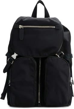 Neil Barrett multi pocket backpack
