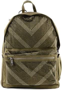 Mia Bag Rhinestone-inserted Backpack