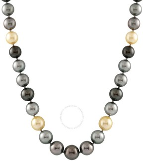 Bella Pearl South Sea and Tahitian Pearl Necklace