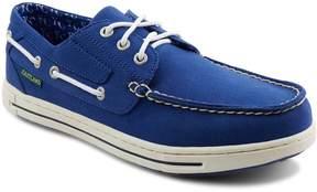 Eastland Men's Kansas City Royals Adventure Boat Shoes