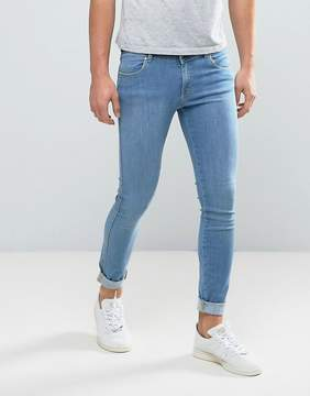 Dr. Denim Dixy Muscle Fit Jeans Organic Light Blue