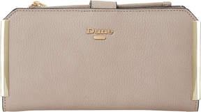 Dune Kassia gold trim purse