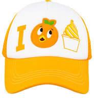 Disney Orange Bird Trucker Hat for Adults