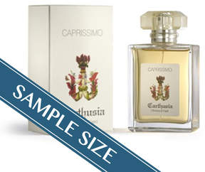 Sample - Caprissimo EDT by Carthusia (0.7ml Fragrance)