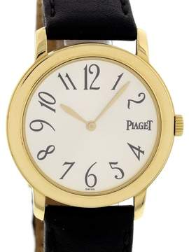 Piaget 90920 Altiplano 18K Yellow Gold Mens Watch