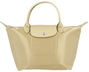 Longchamp Handbag Shoulder Bag Women - GOLD - STYLE