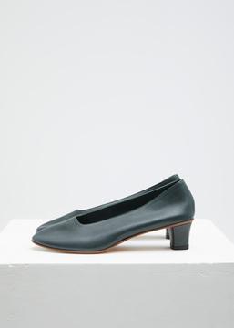 Martiniano Dark Emerald High Glove Heel
