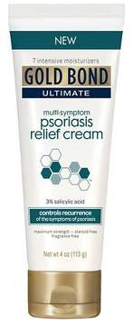Gold Bond Multi Symptom Psoriasis Relief Cream 4 oz