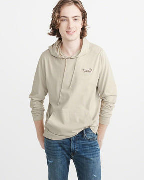 Abercrombie & Fitch Lightweight Hoodie