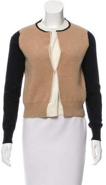 Celine Layered Wool Cardigan