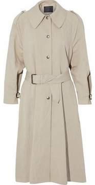 Belstaff Cotton-Blend Canvas Coat