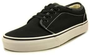 Vans 106 Vulcanized Men US 8 Black Athletic Sneakers