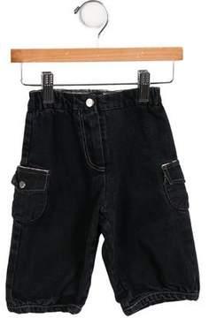 Burberry Boys' Two Pocket Straight-Leg Jeans
