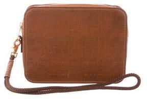 Alexander McQueen Textured Leather Pouch